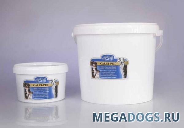 Animal Health Кормовая добавка для собак Calci-Pet-обогащение организма кальцием